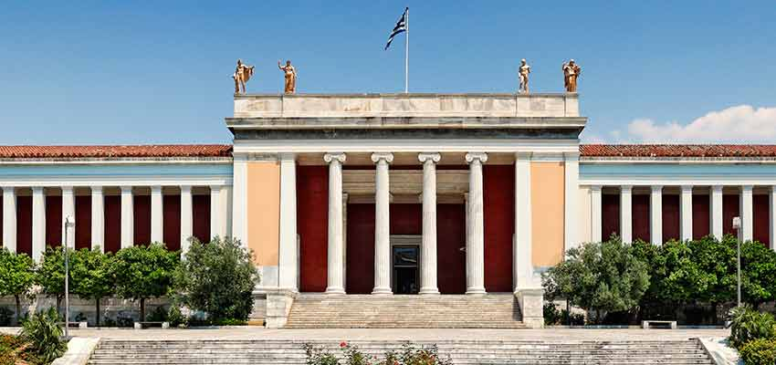 The National Archaelogical Museum of Athens